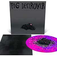 Pig Destroyer- The Octagonal Stairway LP (Neon Magenta & Neon Violet Splatter Vinyl)