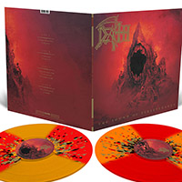 Death- The Sound Of Perseverance 2xLP (Butterfly With Splatter Vinyl)