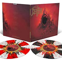 Death- The Sound Of Perseverance 2xLP (Pinwheel With Splatter Vinyl)