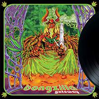 Bongzilla- Gateway LP (Kelly Green Splatter Vinyl)