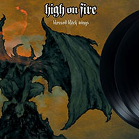 High On Fire- Blessed Black Wings 2xLP