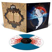 Mastodon- Leviathan LP (Butterfly With Splatter Vinyl)