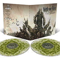 High On Fire- Death Is This Communion 2xLP (Cloudy Swamp Green Vinyl)
