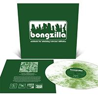 Bongzilla- Methods For Attaining Extreme Altitudes LP (White And Olive Merge Vinyl)