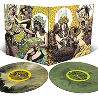 Baroness- Yellow & Green 2xLP (Galaxy Merge Vinyl)