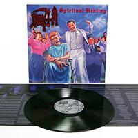 Death- Spiritual Healing LP