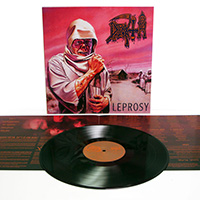 Death- Leprosy LP