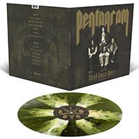 Pentagram- First Daze Here LP (Swamp Splatter & Pinwheel Vinyl)