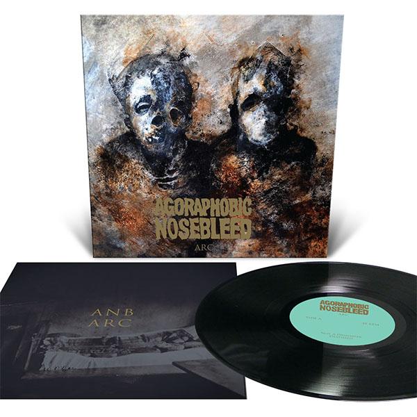 Agoraphobic Nosebleed- Arc LP