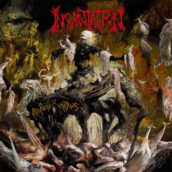 Incantation- Profane Nexus LP