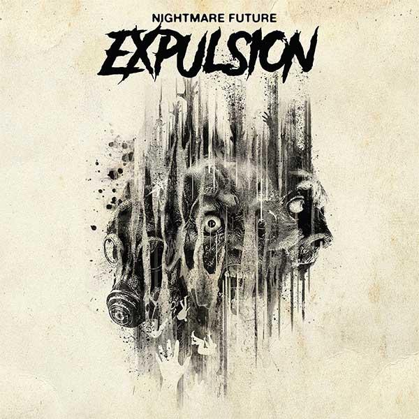 Expulsion- Nightmare Future LP (Phobia, Repulsion, Exhumed)