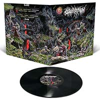 Outer Heaven- Realms Of Eternal Decay LP