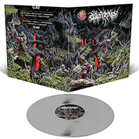 Outer Heaven- Realms Of Eternal Decay LP (Silver Vinyl)