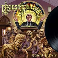 Gruesome- Twisted Prayers LP