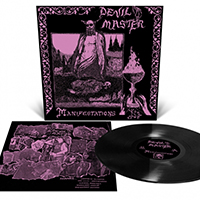Devil Master- Manifestations LP