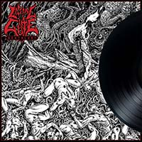 Living Gate- Deathlust LP (Etched Vinyl)
