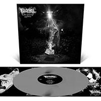 Full Of Hell- Garden Of Burning Apparitions LP (Silver Vinyl)