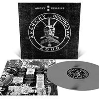 Zouo- Agony Remains LP (Grey Vinyl)