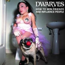 Dwarves- How To Win Friends And Influence People LP (Red & Black Vinyl)