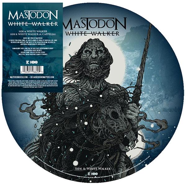 """Mastodon- White Walker12"""" (Pic Disc)"""