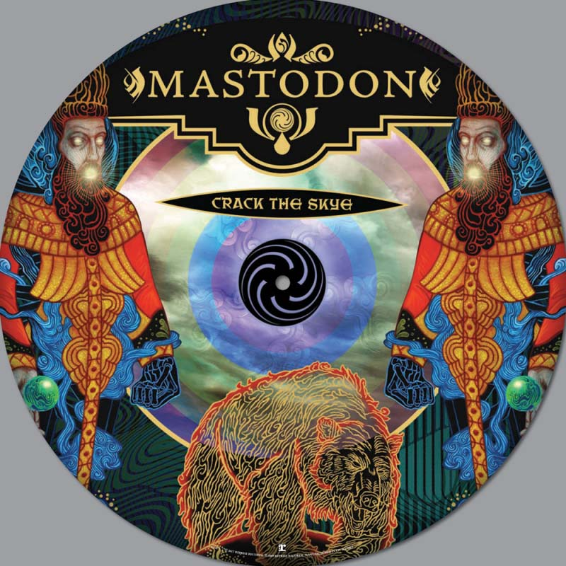 Mastodon- Crack The Skye LP (Picture Disc)