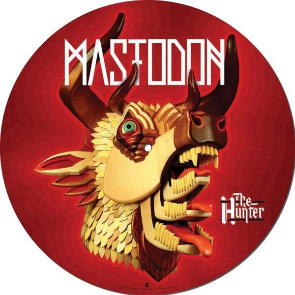 Mastodon- The Hunter LP (Picture Disc)