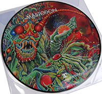 Mastodon- Once More 'Round The Sun 2xLP Picture Disc
