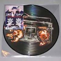 Green Day- Revolution Radio LP (Picture Disc)