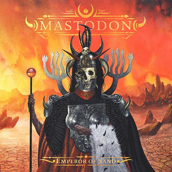 Mastodon- Emperor Of Sand 2xLP (180gram Vinyl)