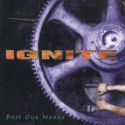 "Ignite- Past Our Means 12"" (Purple Vinyl)"