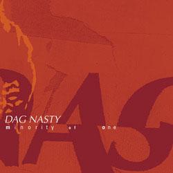 Dag Nasty- Minority Of One LP (Color Vinyl)