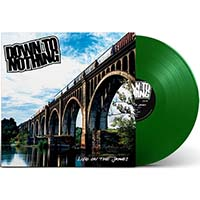 Down To Nothing- Life On The James LP (Color Vinyl)