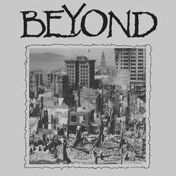 Beyond- No Longer At Ease LP (Grey Marble Vinyl)