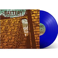 Battery- For The Rejected By The Rejected LP (Blue Vinyl)