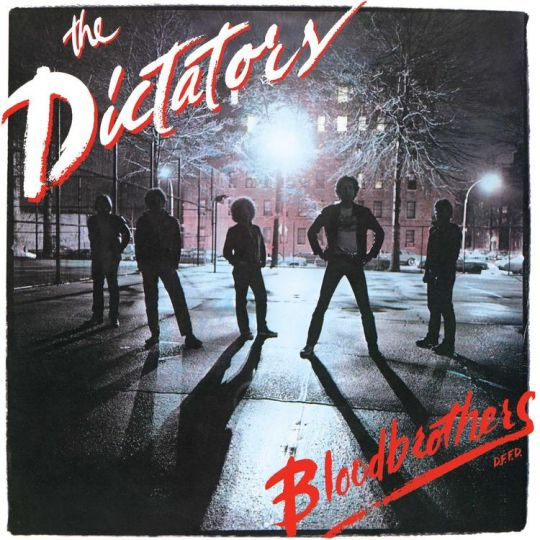 """Dictators- Bloodbrothers LP (Red Vinyl) (Limited Edition Rhino 2017 """"Start Your Ear off Right"""" Series)"""
