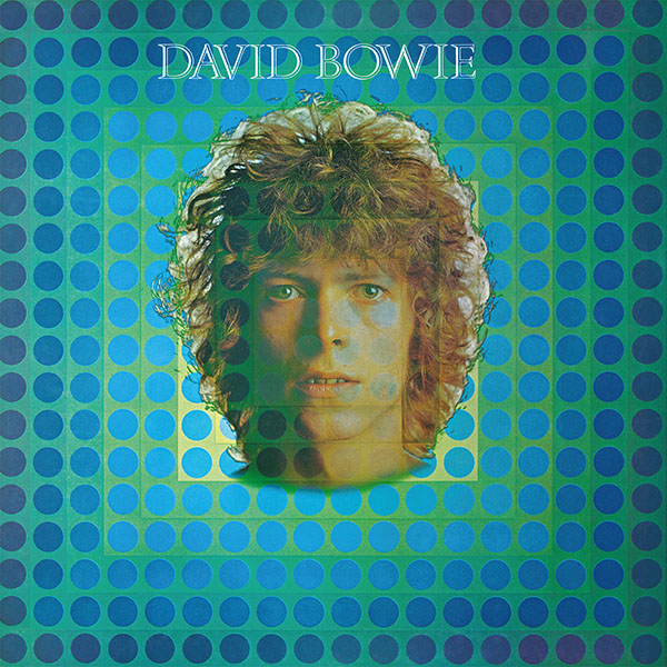 David Bowie- David Bowie AKA Space Oddity LP (180gram Vinyl)