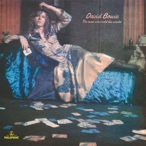 David Bowie- The Man Who Sold The World LP (180gram Vinyl)