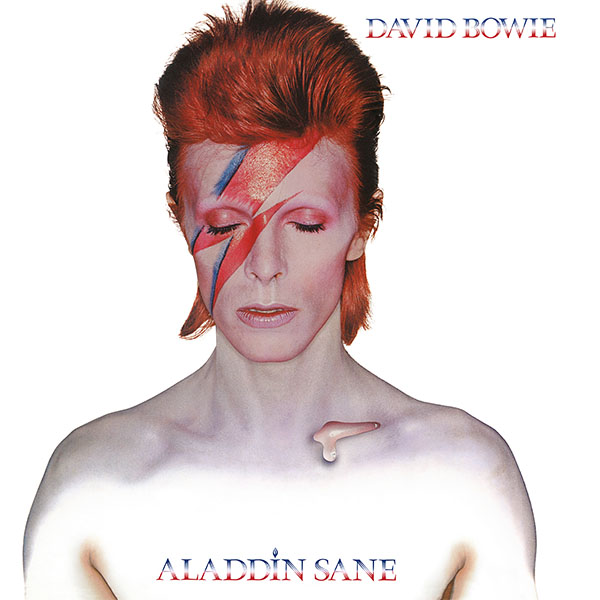 David Bowie- Alladin Sane LP (180gram Vinyl)