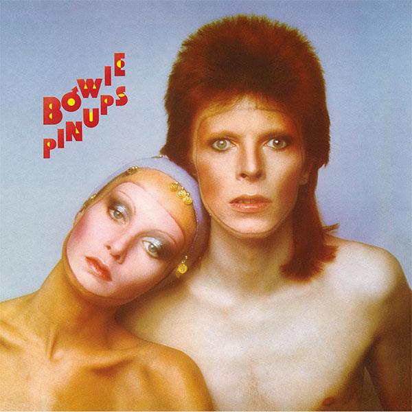David Bowie- Pinups LP (180gram Vinyl)