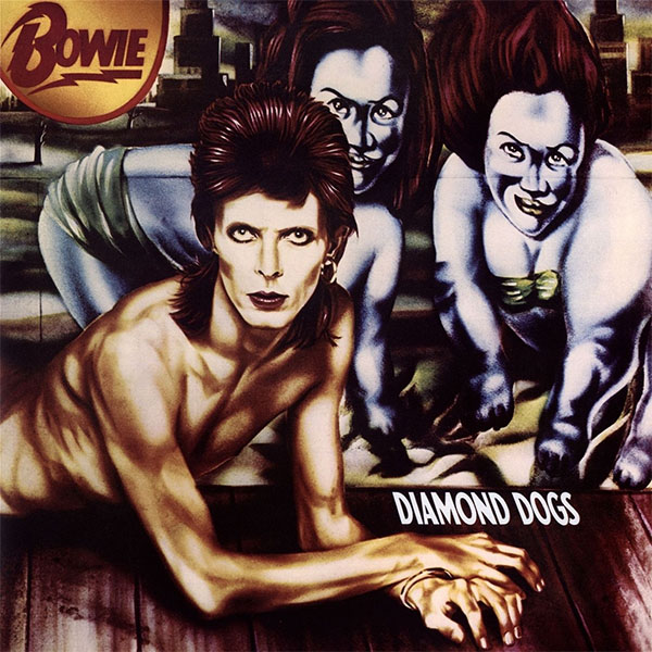 David Bowie- Diamond Dogs LP (180gram Vinyl)