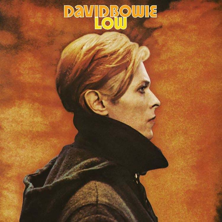 David Bowie- Low LP (Remastered, 180gram Vinyl)