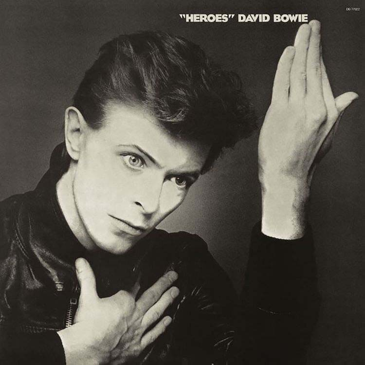 David Bowie- Heroes LP (Remastered, 180gram Vinyl)