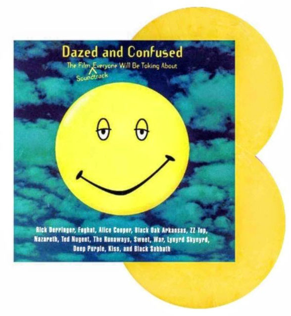 Dazed And Confused 2xLP (Soundtrack) (Yellow Vinyl)