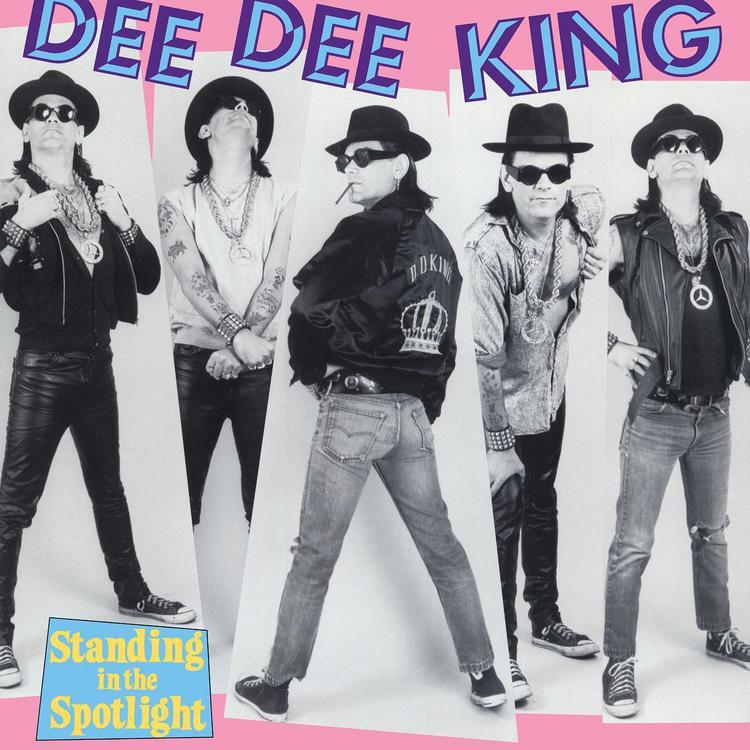 Dee Dee King- Standing In The Spotlight LP (180 gram vinyl)