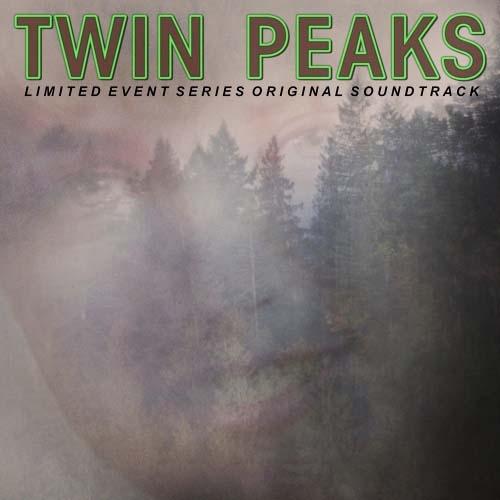 Twin Peaks, Limited Event Series Soundtrack 2xLP (Green Logo Cover) (180gram Vinyl)