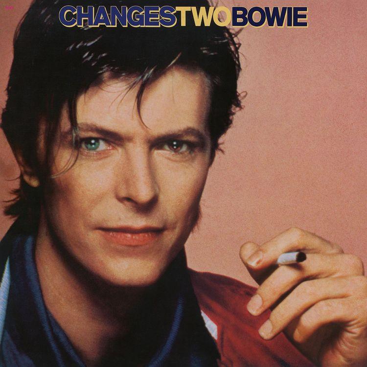 David Bowie- ChangesTwoBowie LP (180gram Black Or Blue Vinyl)