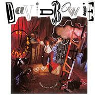 David Bowie- Never Let Me Down LP (180gram Vinyl)
