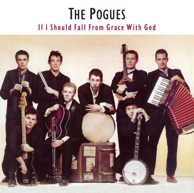 Pogues- If I Should Fall From Grace With God LP (180 gram vinyl!)