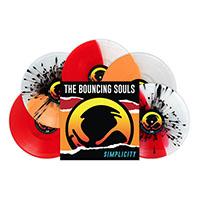 Bouncing Souls- Simplicity LP (Color Vinyl)
