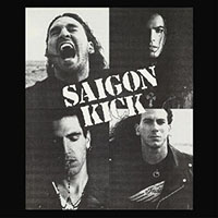 Saigon Kick- S/T LP (White Vinyl)